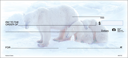 Arctic, by Harland Clarke