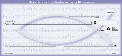 Believe, by Harland Clarke